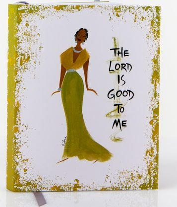 The Lord Is Good To Me Sm. Journal
