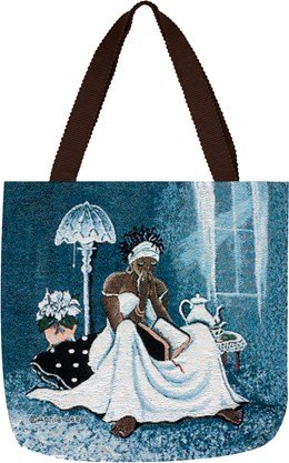 My Cup Runneth Over Tote by Annie Lee