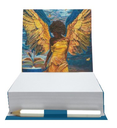 Angelic Guidance Note Cube