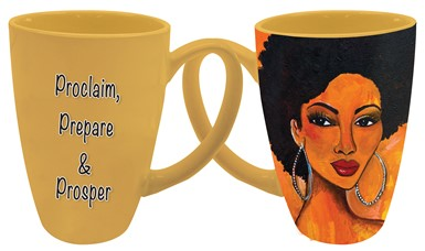 Proclaim, Prepare and Prosper Latte Mug(MG32)