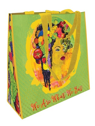 We Are What We Eat ECO Shopping Bag (ESB01)