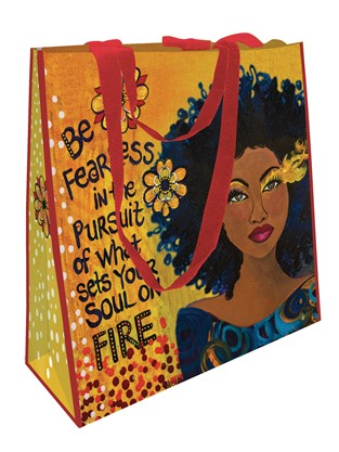 Soul On Fire ECO Shopping Bag (ESB02)