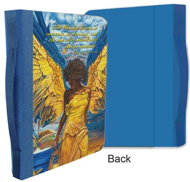 Angelic Guidance Classic Bible Cover (CB01)