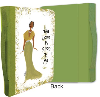 The Lord Is Good To Me Classic Bible Cover (CB04)