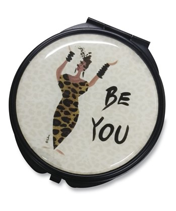 Be You Pocket Mirror Case