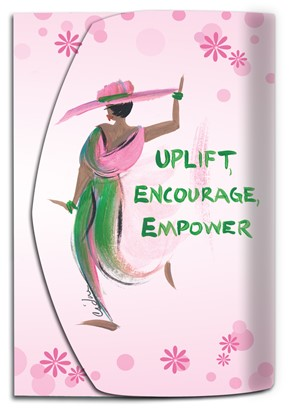 NEW! Uplift, Encourage and Empower Purse Pal (PP107)