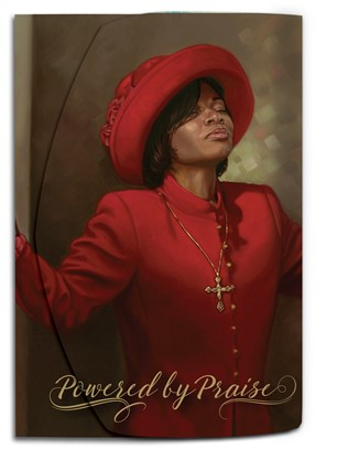NEW! Powered by Praise Purse Pal (PP110)