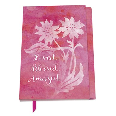 Loved, Blessed and Amazed Erasable Pen Journals by Sharyn Sowell (EPJ33)