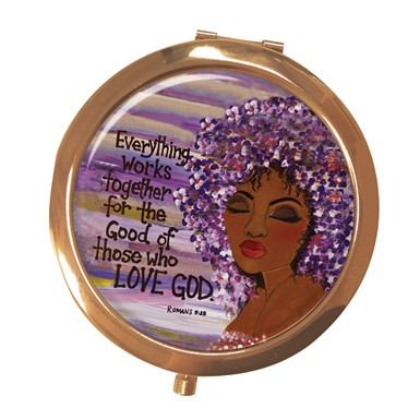 Everything Works Together Compact Mirror (MCM115)
